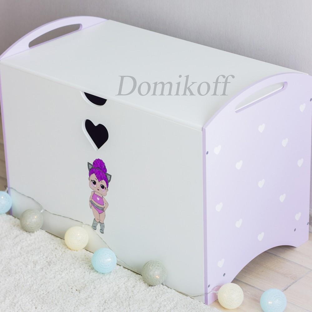 Ящик для игрушек LOL