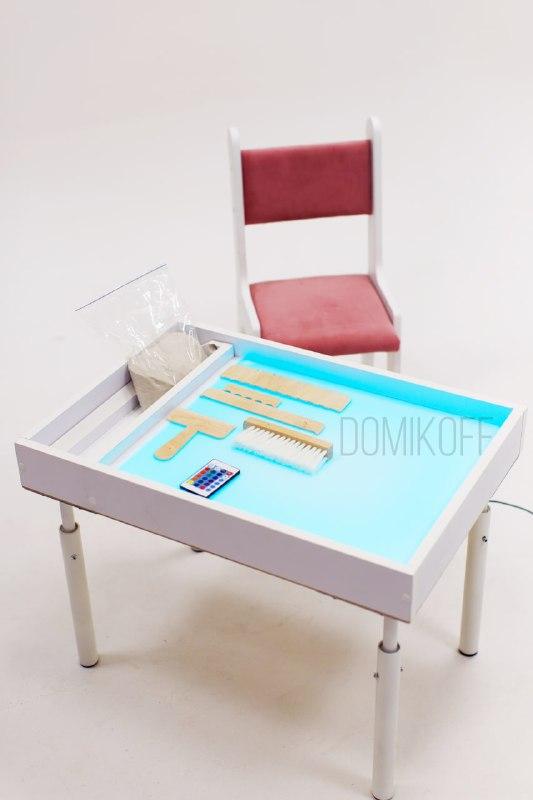 Световой стол-песочница